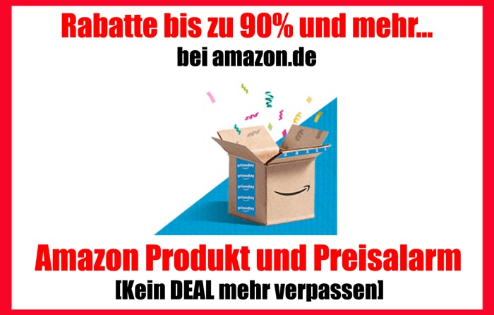 Amazon Produkt Preisalarm