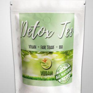 Veganer BIO Detox Tee